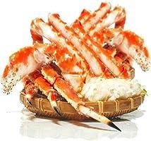 黒帯 タラバガニ 脚 ギフトパック 天然 ボイル 本 たらば 蟹 かに 足 特大 良品選別済 (2kg:1kgx2肩入)