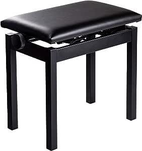 KORG ピアノ用 高低自在椅子 PC-300 BK ブラック