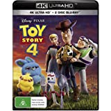 Toy Story 4 (4K Ultra HD + Blu-ray)