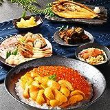 島の人 北海道 豪華 海鮮 10点セット 宴 ( うたげ ) ギフト プレゼント 食べ物 内祝い 贈答