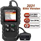 LAUNCH CR3001 X431 Creader 3001 OBD2 Scanner Automotive Car Diagnostic Check Engine Light O2 Sensor Systems OBD Code Readers