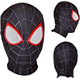 AnTuan Halloween Mask Superhero Masks Cosplay Costumes Mask Lycra Fabric Material