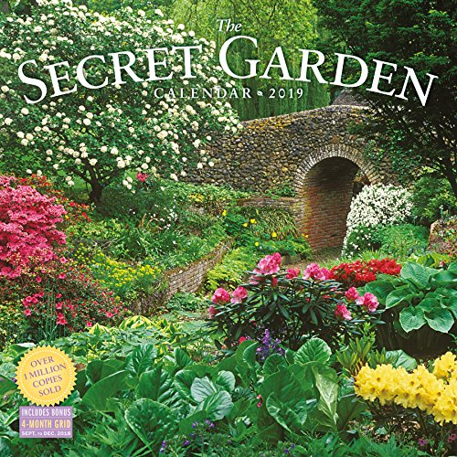 The Secret Garden 2019 Calenda...