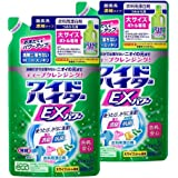 【Amazon.co.jp 限定】【まとめ買い】ワイドハイター EXパワー 衣料用漂白剤 詰め替え 880ml×2個