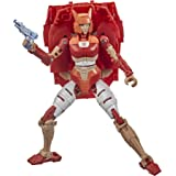 Transformers F0703 Toys Generations War for Cybertron Trilogy Series-Inspired Deluxe Elita-1 Action Figure - Ages 8 and Up, 5