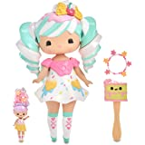Secret Crush Collectable Dolls for Girls - Unwrap Surprises & Accessories - Sundae Swirl Large Doll with Mini Doll Best Frien