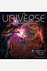 """The Universe 2021 Astronomy Wall Calendar: Images from NASA's Hubble Space Telescope (12"""" x 12"""") Calendar"""