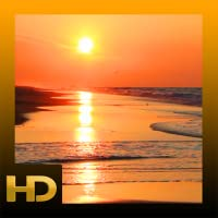 Ocean Sunset HD - Relax Unwind.