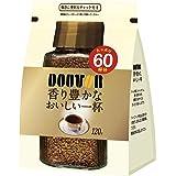 ドトールコーヒー 香り豊かなおいしい一杯 フリーズドライ 120g ×3袋 インスタント(瓶・詰替)