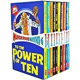 Murderous Math X 10 Books Slip