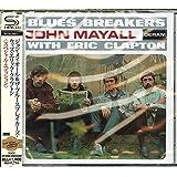 ジョン・メイオール&ザ・ブルースブレイカーズ・ウィズ・エリック・クラプトン(コンプリート・エディション)(SHM-CD)