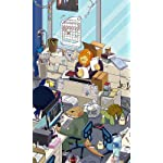 アフリカのサラリーマン FVGA(480×800)壁紙 ライオン,トカゲ,オオハシ,殺傷ハムスター,カメ社長