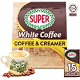 SUPER White Coffee 2in1 Coffee & Creamer, 15 sachets