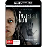 The Invisible Man (2020) [2 DISC] (4K UHD + Blu-ray)