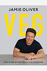 Veg: Easy & Delicious Meals for Everyone as seen on Channel 4's Meat-Free Meals Kindle Edition