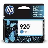 HP 920 | Ink Cartridge | Cyan | CH634AN