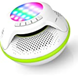 COWIN Swimmer IPX7 Floating Waterproof Bluetooth Speakers Portable Wireless Shower Speaker with 10W Deep Bass and Colorful LE