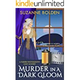 Murder in a Dark Gloom : A Parker Photography Cozy Mystery