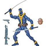 """Marvel Legends Series - Deadpool Collection - Deadpool 6"""" Premium Action Figure With 4 Accessories - Marvel'S Strong Guy - Ki"""