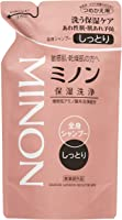 MINON(ミノン) 全身シャンプー しっとりタイプ 詰替用 380mL 【医薬部外品】