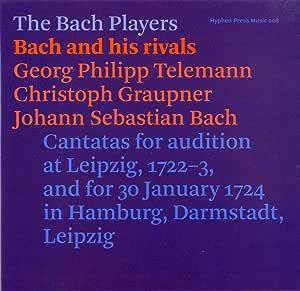 Telemann: Bach & His Rivals