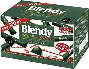 AGF ブレンディ インスタントコーヒースティック 2g×100P