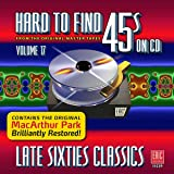 Hard To Find 45S On Cd Vol.17 (Late Sixties Classics)