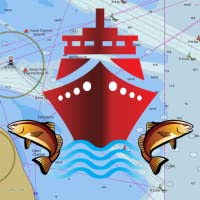 i-Boating: GPS Nautical / Marine Charts - offline sea, lake & river navigation maps for fishing, sailing & cruising