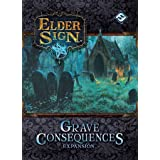 Elder Sign Grave Consequences Expansion Card Game
