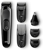 Brau 6-In-1 Multi Grooming Kit