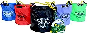 タカ産業(タカサンギョウ) 321-丸 つるべバケツ 18cm  ※カラー指定はできません。