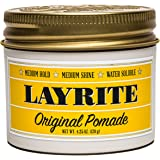 NEW LAYRITE ORIGINAL POMADE Barber Hair Styling Product 120gm