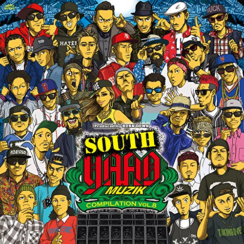 SOUTH YAAD MUZIK COMPILATION VOL.8 (DVD付き)