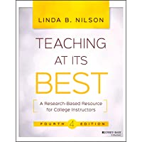 Teaching at Its Best: A Research-Based Resource for College…