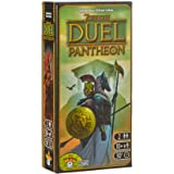 ホビージャパン 世界の七不思議 デュエル拡張セット パンテオン (7 Wonders: Duel Pantheon Expansion) 多言語版 (2人用 30分 10才以上向け) ボードゲーム