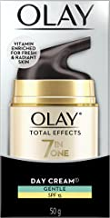 Olay Total Effects 7-in-1 Day Cream Gentle SPF 15, 50g