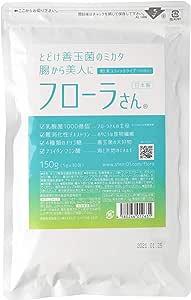 フローラさん オリゴ糖 食物繊維 乳酸菌 フコイダン Flora san