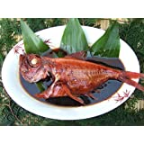 金目鯛 煮付け 姿煮(約500g×1匹)静岡 伊豆 山田屋海産 自家製 ひもの 無添加 干物