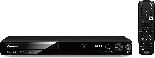 パイオニア Pioneer DVDプレーヤー HDMI端子搭載 ブラック DV-3030V  【国内正規品】