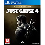 Just Cause 4 Gold Edition (PS4) - Imported from EU.