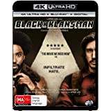 BlackkKlansman (4K Ultra HD + Blu-ray)