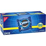 OREO Chocolate Sandwich Cookies, 60 Snack Packs (2 Cookies Per Pack)