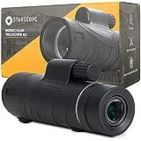 STARSCOPE Monocular Telescope for Smartphone - Handheld Telescope Camera Lens | Powerful Smart Phone Telescope | Pocket Teles