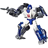 Transformers Toys Generations War for Cybertron Deluxe WFC-S43 Autobot Mirage Figure - Siege Chapter - Adults and Kids Ages 8