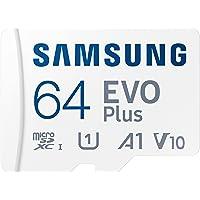 Samsung EVO Plus マイクロSDカード 64GB microSDXC UHS-I U1 最大転送速度130…