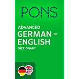 PONS Advanced German -> English Dictionary / PONS Wörterbuch Deutsch -> Englisch Advanced (German Edition)