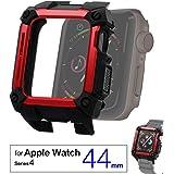 エレコム Apple Watch ZEROSHOCKケース 【 SE Series 6 / 5 / 4 [ 44m…