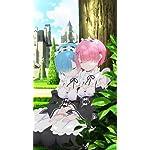 Re:ゼロから始める異世界生活 HD(720×1280)壁紙 レム&ラム