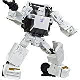 Transformers Toys Generations War for Cybertron: Earthrise Deluxe WFC-E37 Fan-Voted Runamuck Action Figure - Kids Ages 8 and