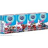 Dutch Lady Marvel Milky Strawberry UHT Milk 125 ML (Pack of 4)